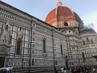 Florence Won My Heart