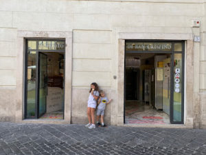 Fathers' Day in Rome